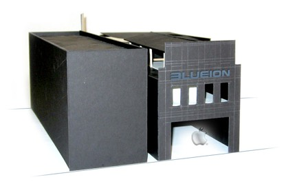 Blue Ion Office Model
