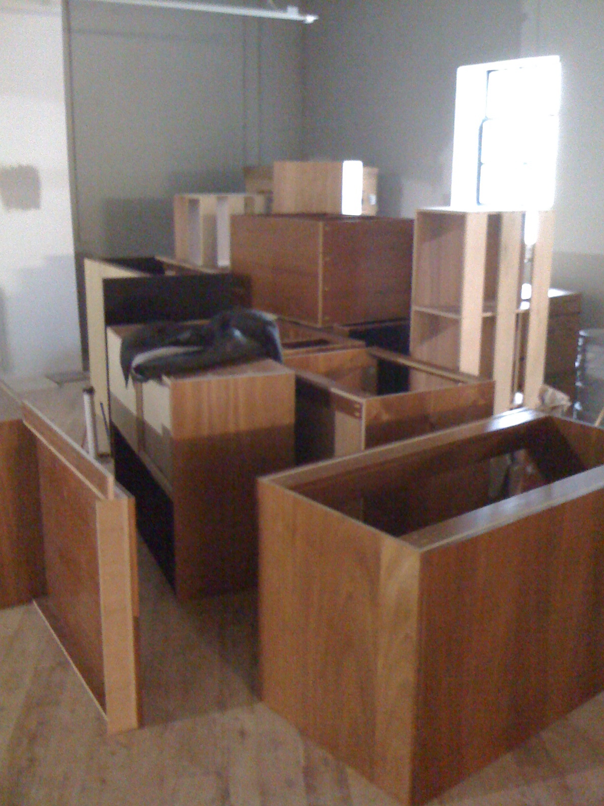 Install Kitchen Cabinets yourself! EASY!